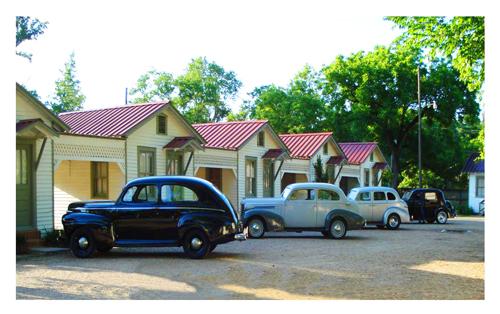 3-V Tourist Court St. Francisville LA